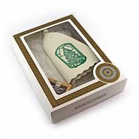 Подарочный набор для сауны Luxyart №8 Елка и подарки 3 предмета (N-163)