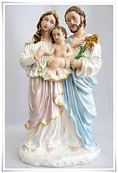 Святая Троица гипс СГ039 цв