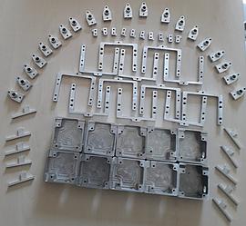 Детали шарнира джойстика для дрона