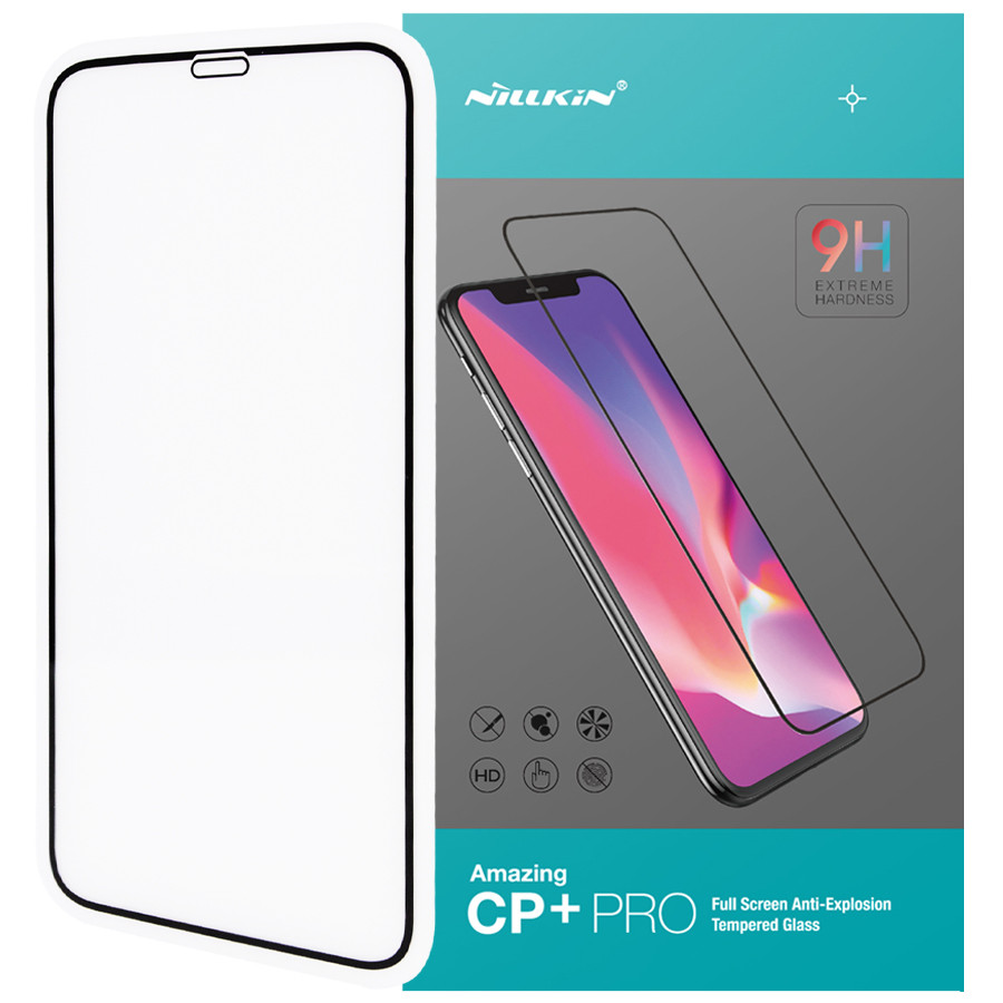"Защитное стекло Amax (CP+PRO) для Apple iPhone 11 (6.1"") / XR (6.1"")"