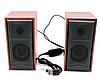 Компактные и Мощные колонки для ПК и для ноутбука с дополнительным выходом jack 3.5 FT-102. Лучшая Цена!, фото 2