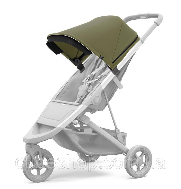 Козырек Thule Spring Canopy Olive (оливковый) для коляски Spring Stroller