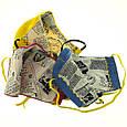 Подарочный набор масок № 4 (синяя, желтая, красная), фото 2