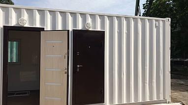 Лаборатория на основе контейнера, фото 3