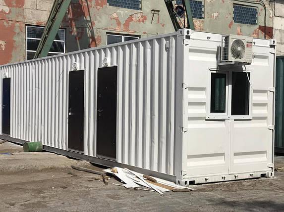 Лаборатория на основе контейнера, фото 2