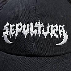 Бейсболка SEPULTURA Logo, фото 3
