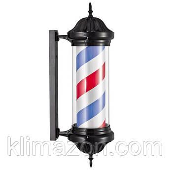 Рекламная стойка для барберов Barber`s pole