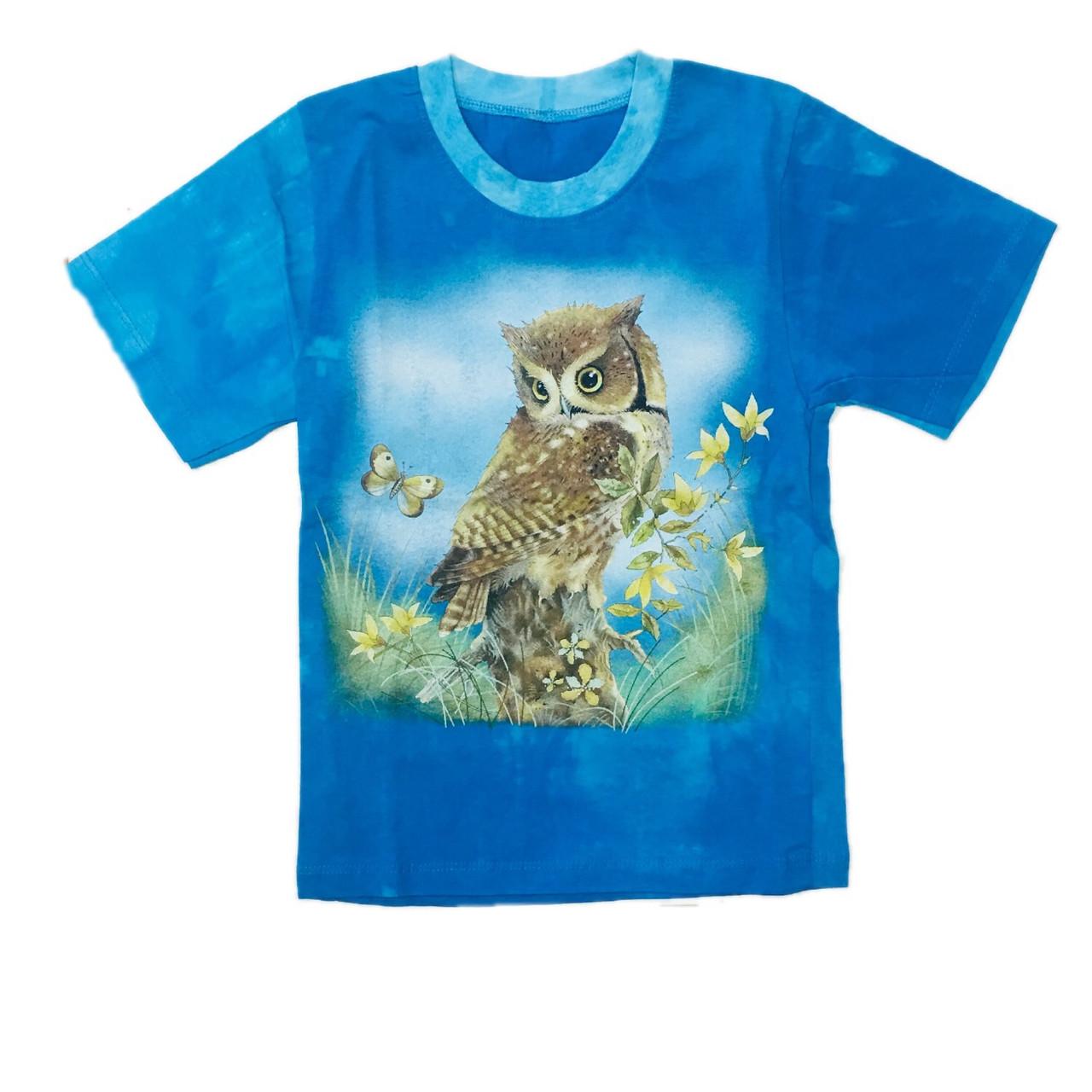 Детская футболка для девочки, 122см