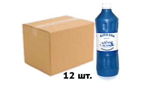 Белизна Калушанка 900 мл (средство для дезинфекции и отбеливания) 12 шт.