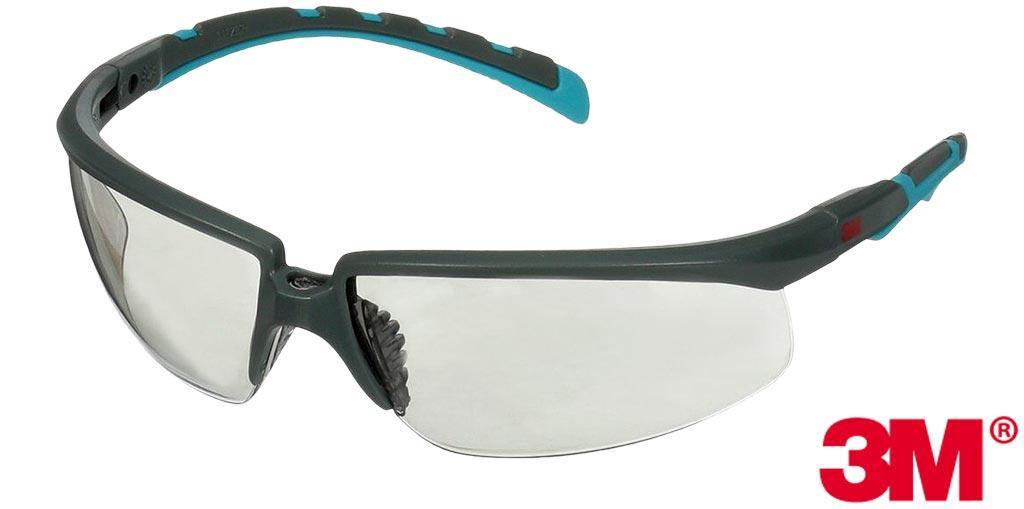 Защитные очки с покрытием Scotchgard ™ 3M-OO-SOLUS2007 T
