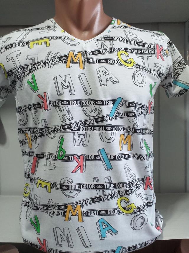 фото футболка чоловіча