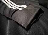 Спортивный костюм Adidas, Адидас, черный (в стиле), фото 4