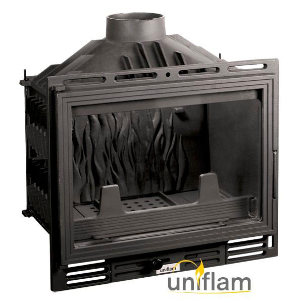 Камінна топка Uniflam 600 з підведенням повітря
