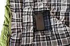 Спальний мішок ковдра Tramp Sherwood Long TRS-054L. Туристический спальник. Спальник кокон, фото 9