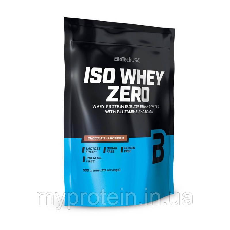 BioTech Протеин изолят изо вей зеро Iso Whey Zero (500 g )