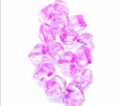 Кристаллы фиолетовые для слаймов (50514)