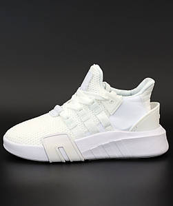 Женские Кроссовки Adidas EQT Bask ADV White