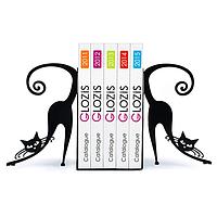 Упоры для книг Glozis Cats G-004 30 х 20 см G-004, КОД: 147559