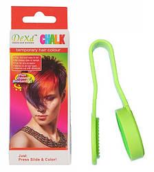 Мелок для волос DeXd Chalk Зеленый hubCNZE37751, КОД: 295402
