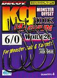 Крючок Decoy Worm26 Kg HOOK MAGNUM #8/0 (3 шт/уп), фото 6