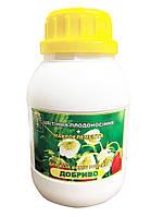 Цвітіння плодоношення NPK 1-2-3 + Гумат (500 мл) StimAgro Стимулятор росту