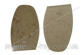 Профилактика формованная Favor/Фавор S-023 цвет светло-коричневый (5)