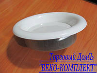 Диффузор приточный круглый металлический DVS-P 125