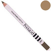 "Карандаш для бровей Flormar Pretty Styler Eyebrow Pencil ""Blond"" № 401"