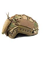 Кавер Fast Helmt w pocket Multicam