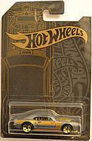 Коллекционная Машинка  Хот Вилс  Hot Wheels Custom '67 PONTIAC FIREBIRD  51st Anniversary