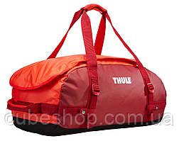 Спортивная сумка-рюкзак Thule Chasm 40L Roarange (красный-оранжевый)