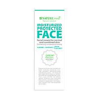 """Крем для лица """"Защитное увлажнение для нормальной и комбинированной кожи лица"""" NATURE.med 50 мл"""
