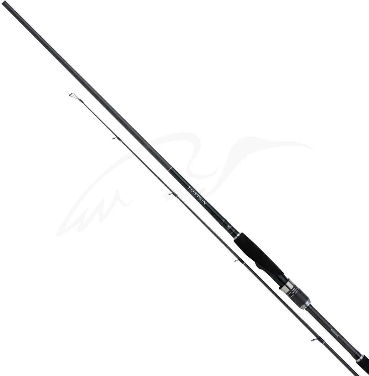 Спінінг Shimano Sustain AX 710MH 2.44 m 14-42g