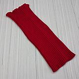 М 94041. Комплект зимовий для дівчинки шапка і снуд , різні кольори, фото 6