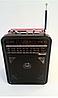 Радіоприймач GOLON RX-9100 з MP3, USB+SD, Портативне Радіо, фото 4