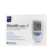Глюкометр Глюкодоктор GlucoDr auto + 50 тест-полосок, фото 3