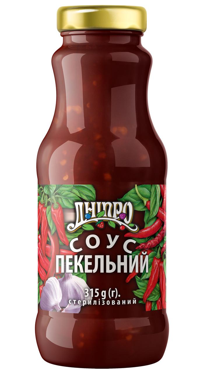 """Соус """"Пекельний"""" 315г"""