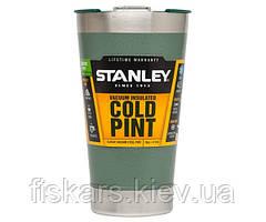 Термокружка Stanley Classic 0,47 л зеленая (10-01704-002)