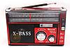 Радиоприемник GOLON RX-382 с MP3, USB + фонарик, фото 5