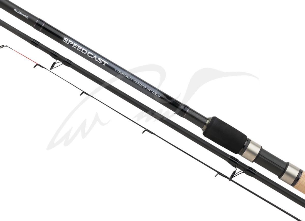 Фідерне вудлище Shimano Speedcast Feeder LC 4.42 m max 180g
