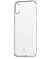 Baseus iPhone XS MAX Simple Tpu Case Transparent