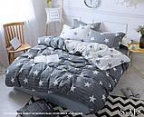 Сімейний комплект постільної білизни Сатин люкс ТМ TAG., фото 9