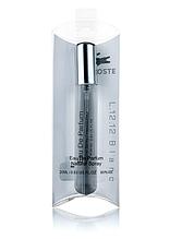 Мужской мини парфюм Lacoste Eau De Lacoste L.12.12 Blanc 20 мл