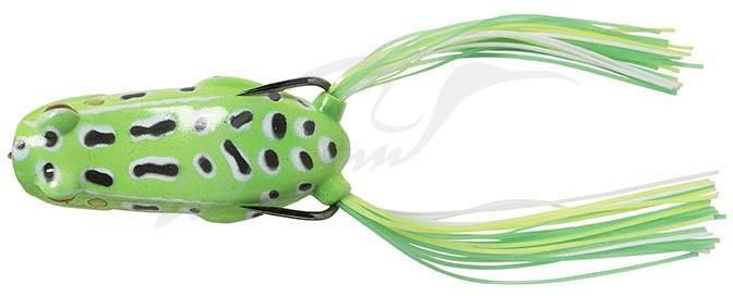 Воблер Savage Gear 3D Pop Frog 70mm 20g Green Frog