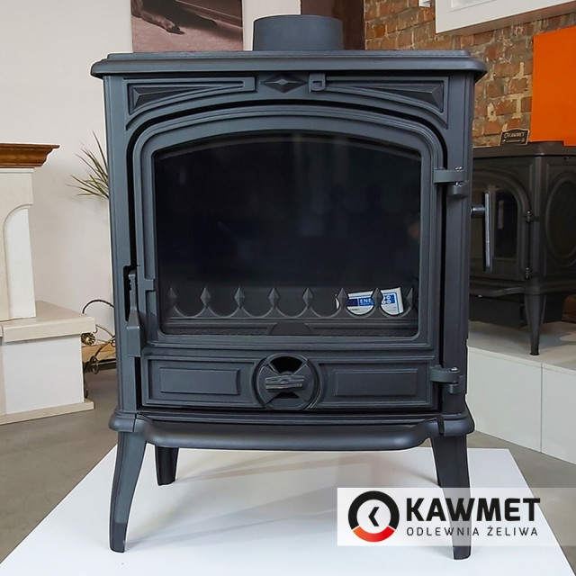 Чавунна піч KAWMET Premium S14 (6,5 kW)