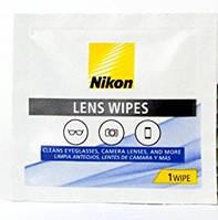 Салфетка для чистки лазерной оптики безворсовая Nikon