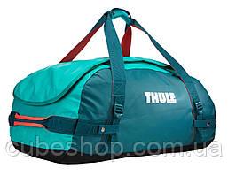 Спортивная сумка-рюкзак Thule Chasm 70L Bluegrass (бирюзовая)