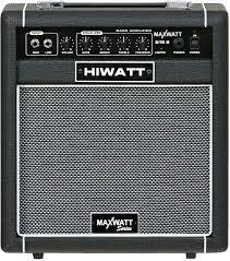 Комбоусилитель HIWATT B-15 MaxWatt