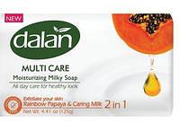 DALAN Multi Care туалетне мило, 150гр, pap. wr Інжир\молоко/-798/48