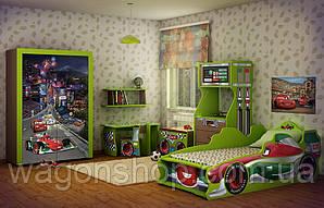 Детская комната Франческо «Тачки»